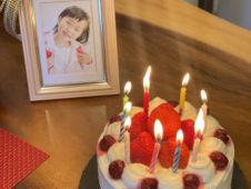 まゆちゃんのお誕生日