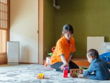 2021年10月6日 FBS福岡放送のめんたいワイド 特集キャッチ「産前産後の女性に寄り添う」の中でにこりの産前産後の母子支援の活動が紹介されました